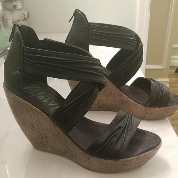 312f9594ef69 Blowfish Shoes - Used blowfish wedges